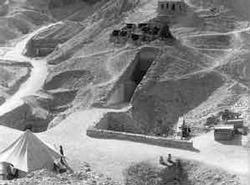 Вскрытие гробницы Тутанхамона